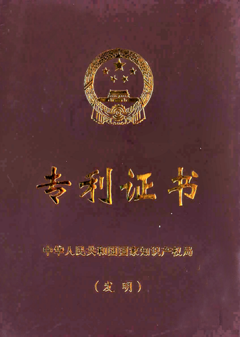 EPS - Intellectual Property Rights: Chinese Patent