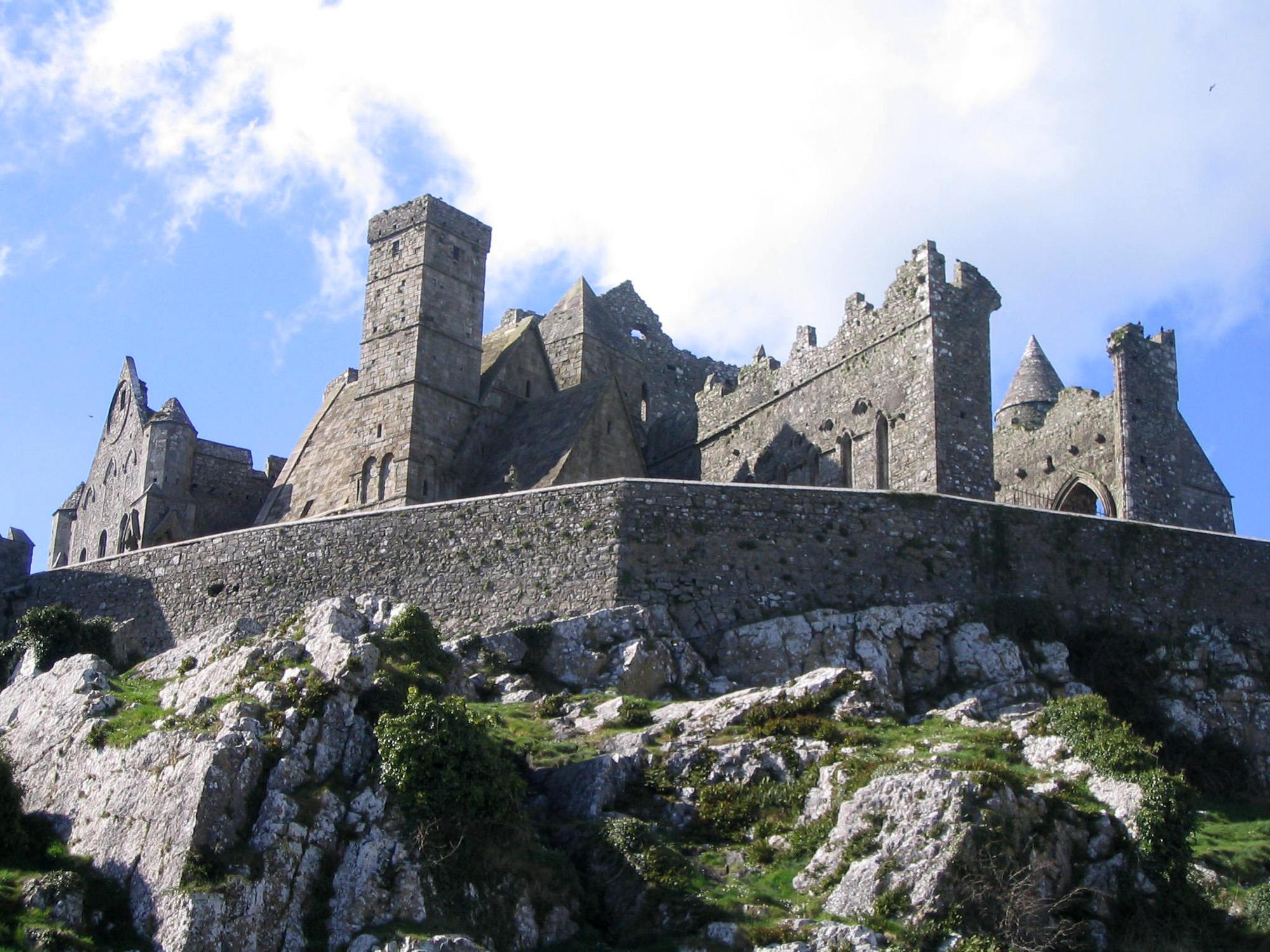 Rock of Cashel - High Kings of Ireland