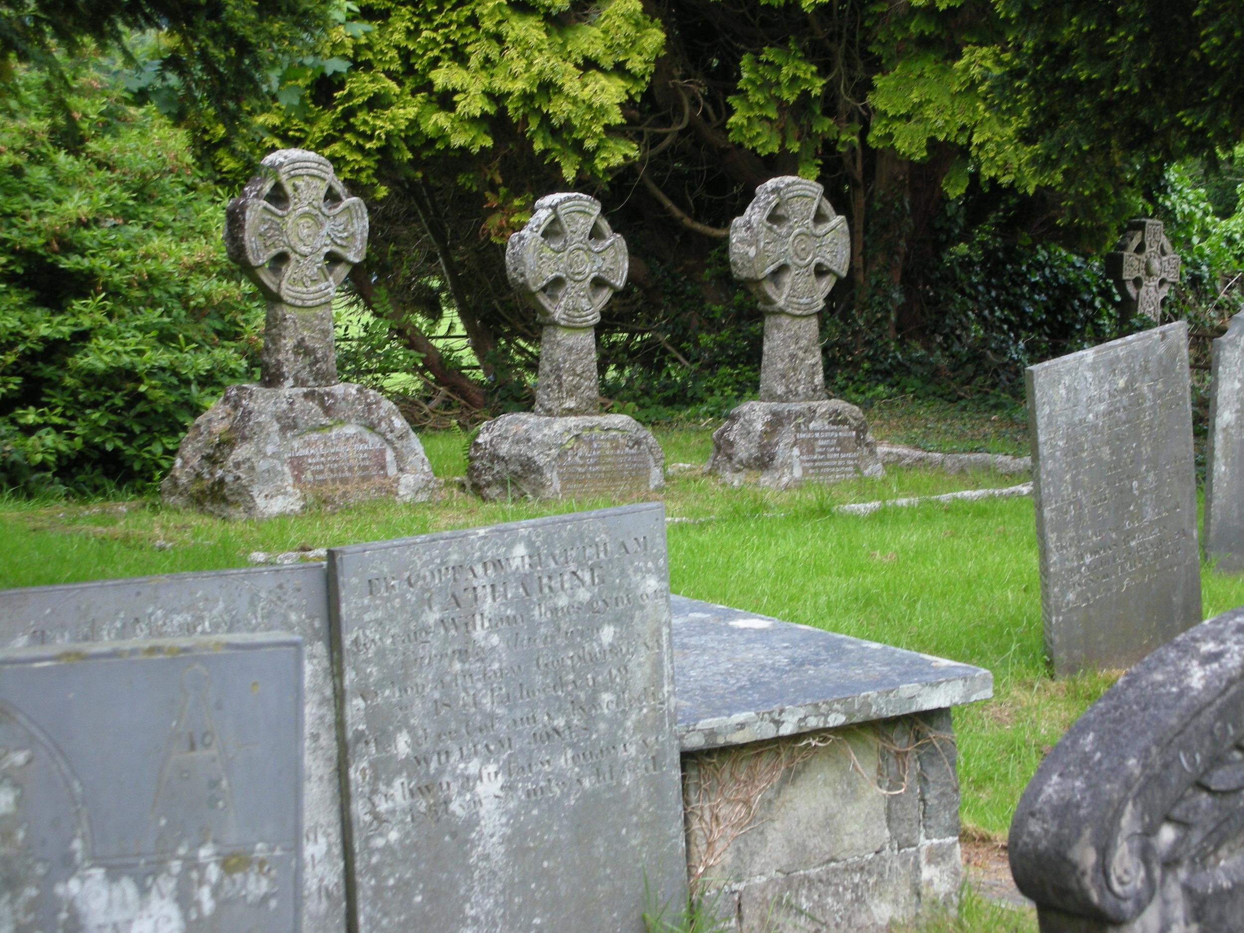High Crosses in Ireland