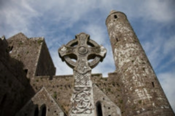 High Cross at The Rock of Cashel