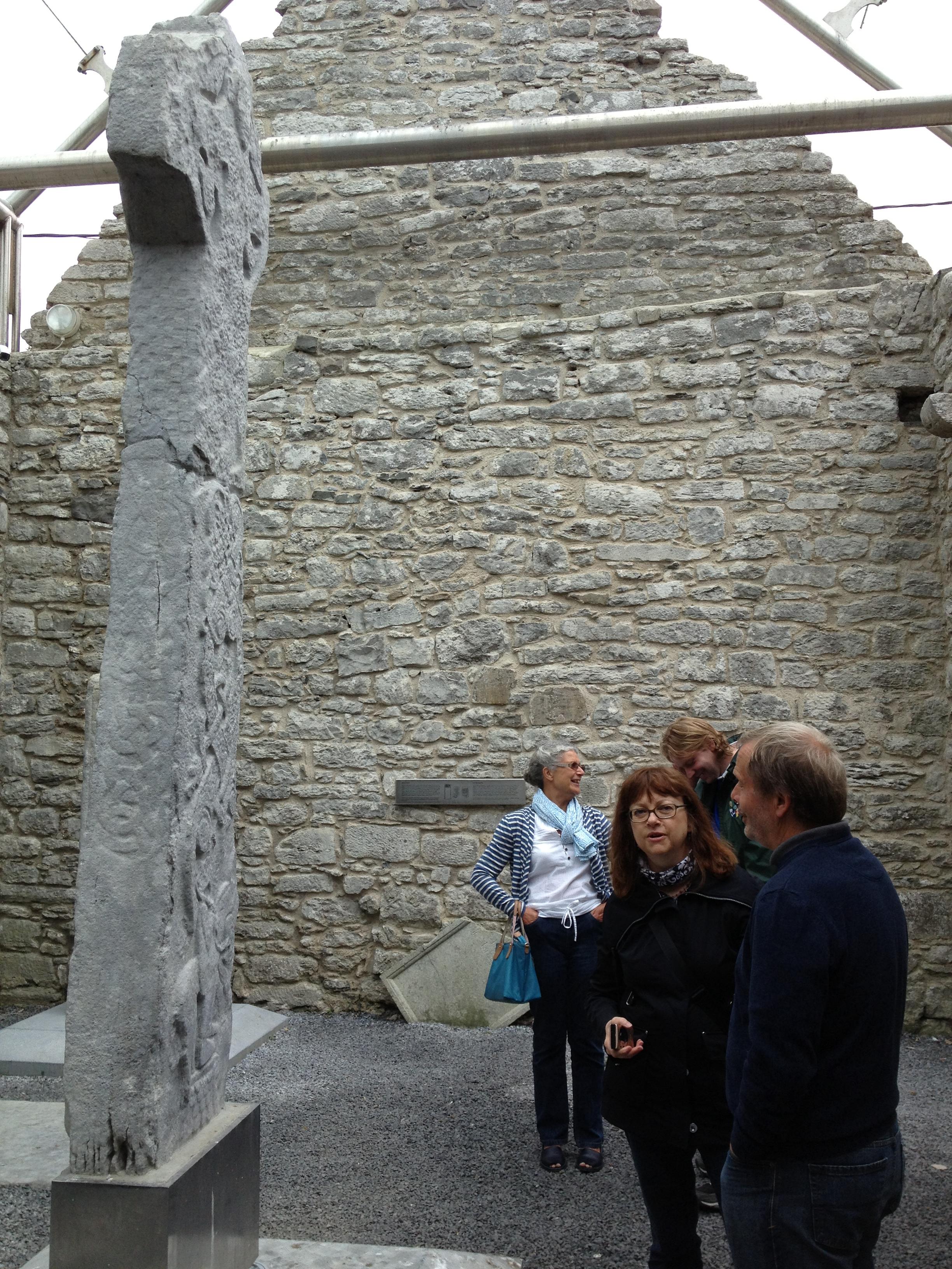 Ancient High Cross of Ireland