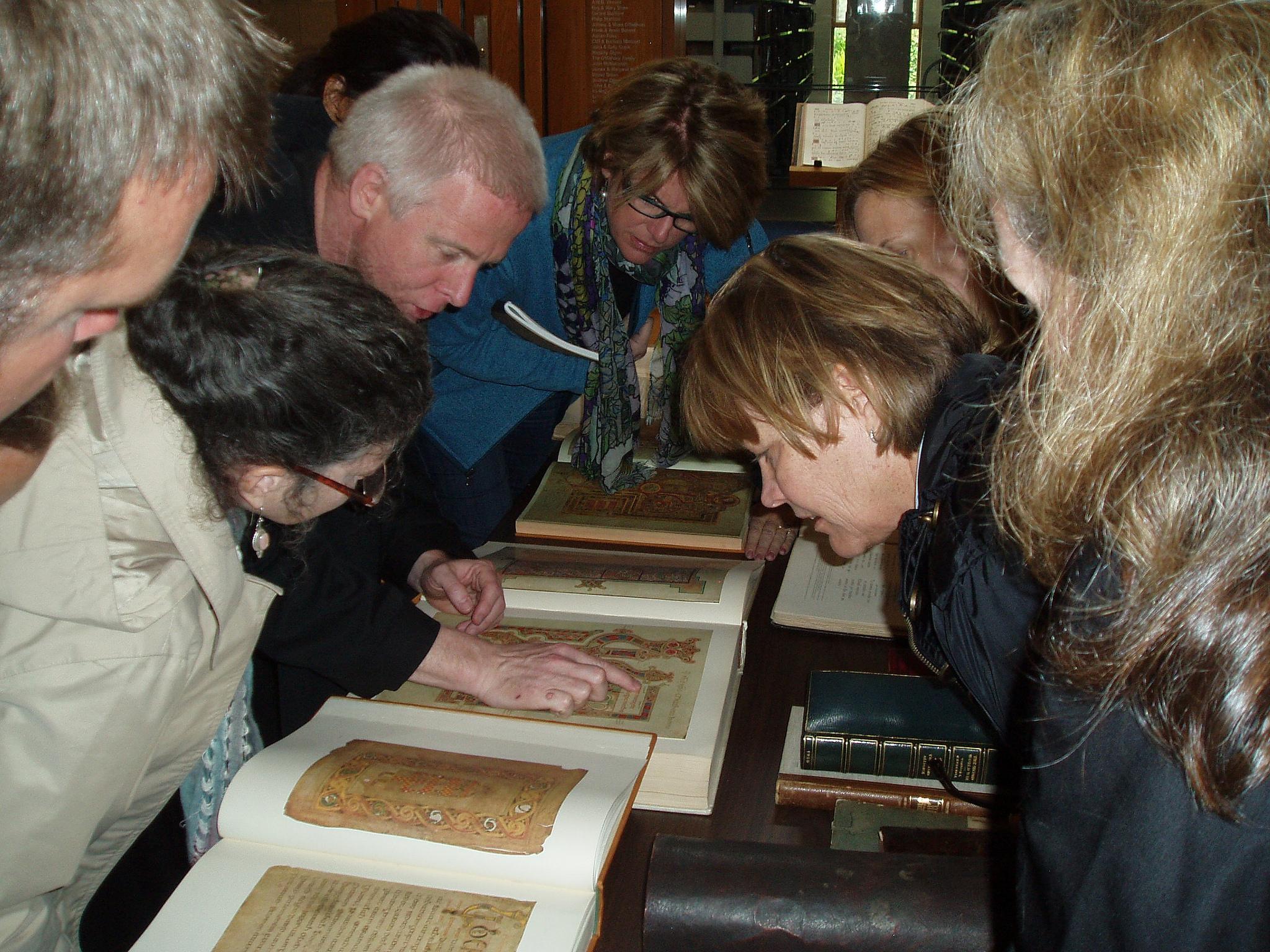Historic Book of Kells