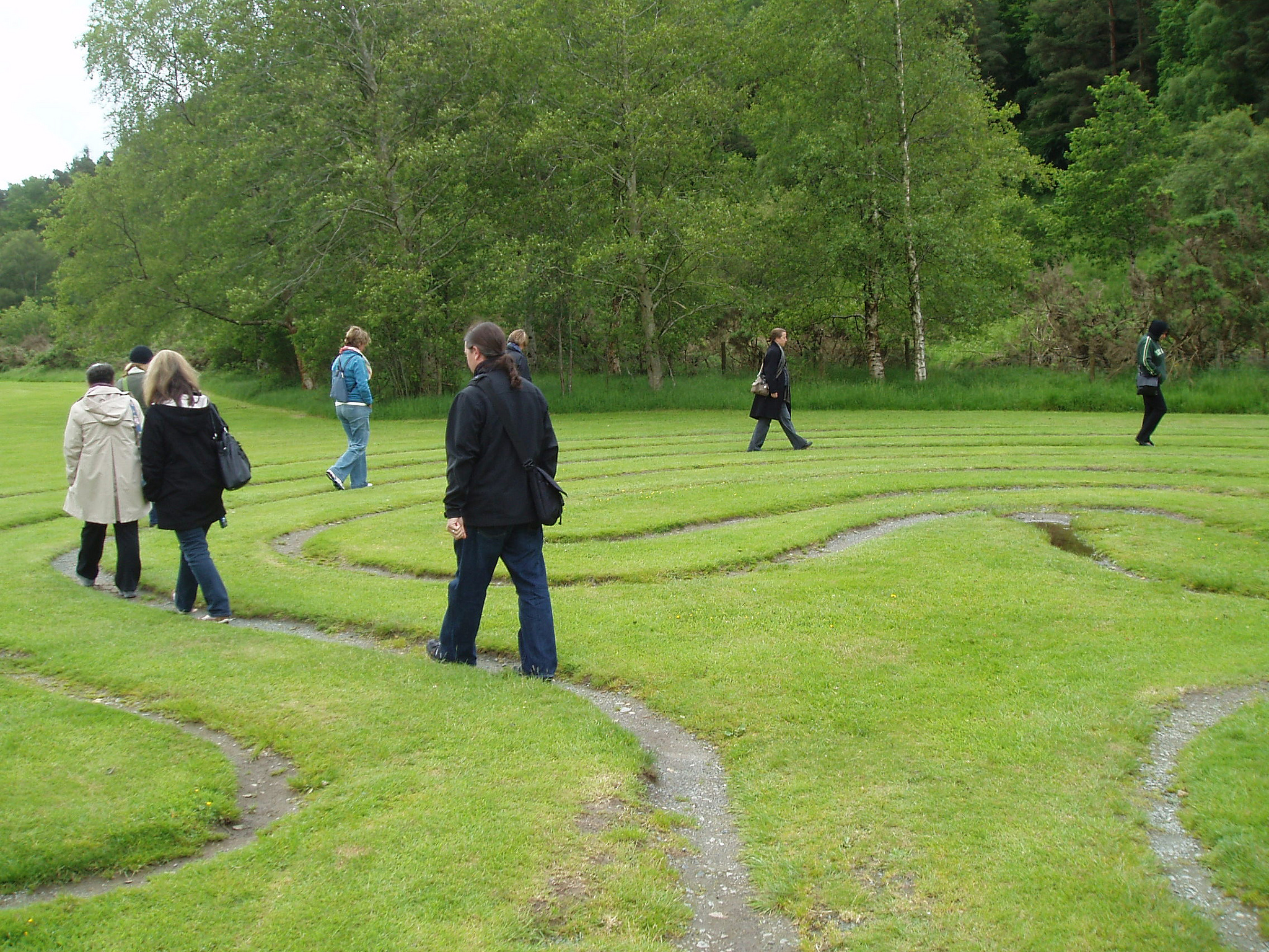 Pilgrimage Walk in Ireland