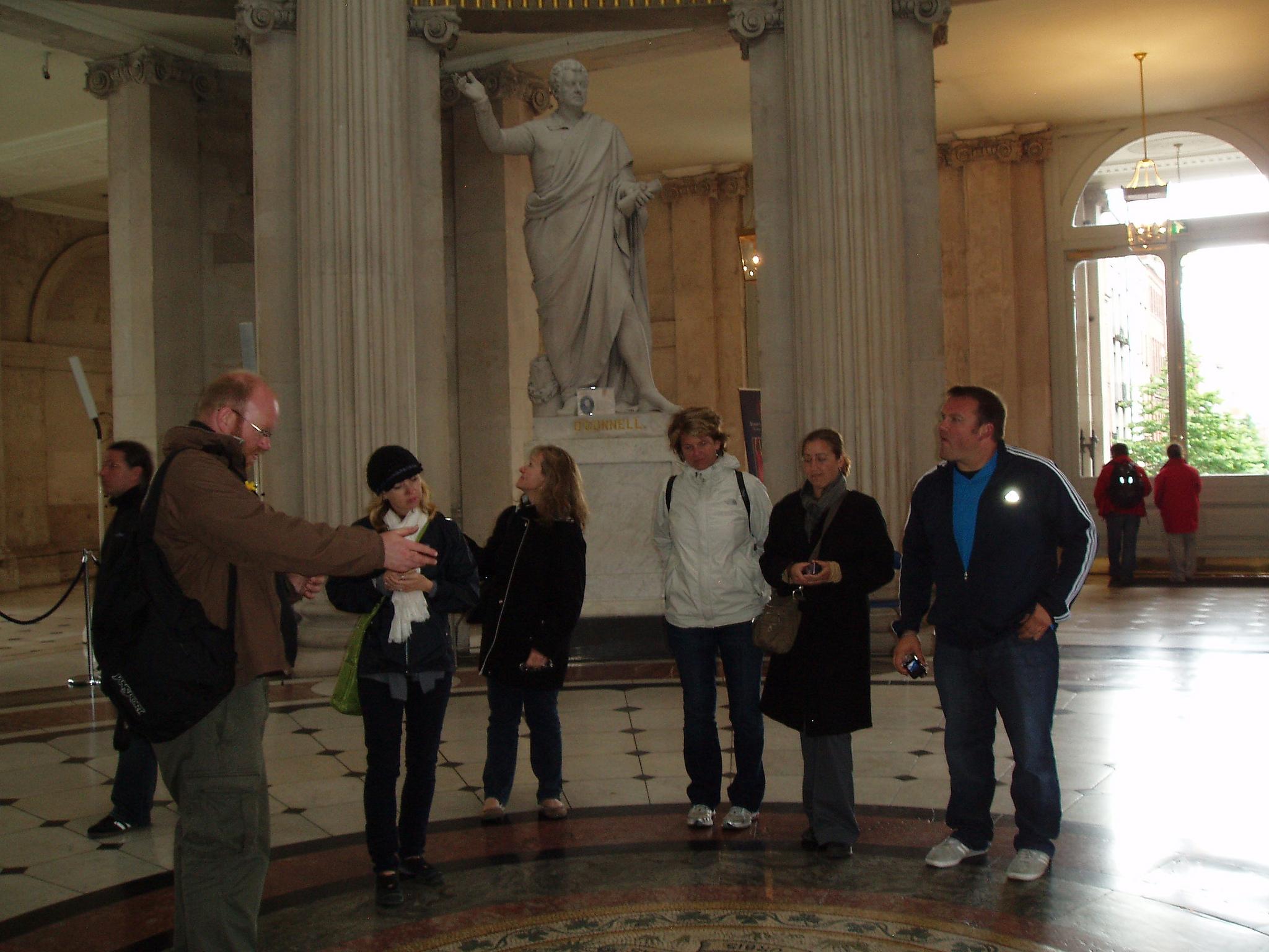 Dublin City Hall Ireland