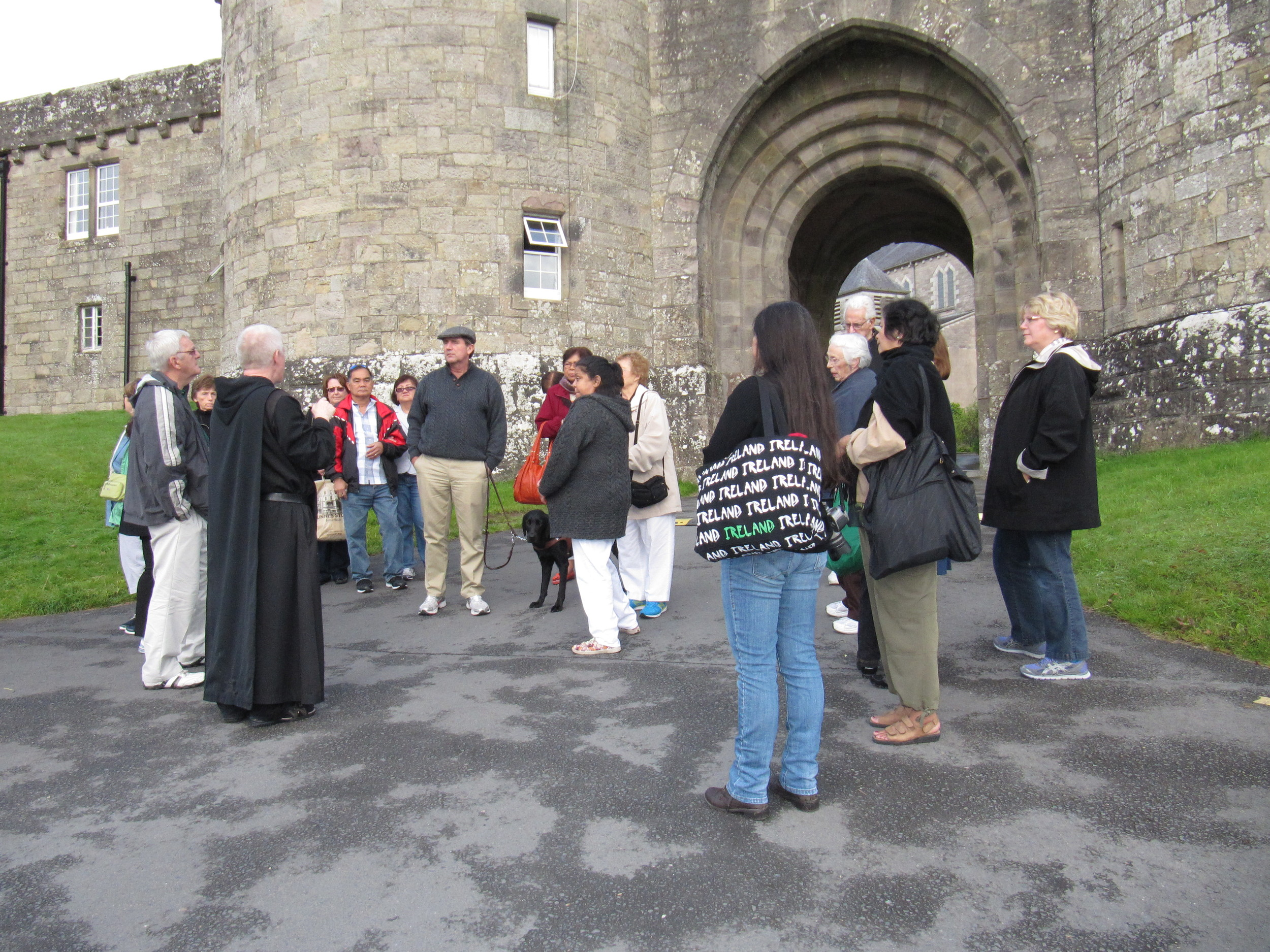 Discover the history of Ireland