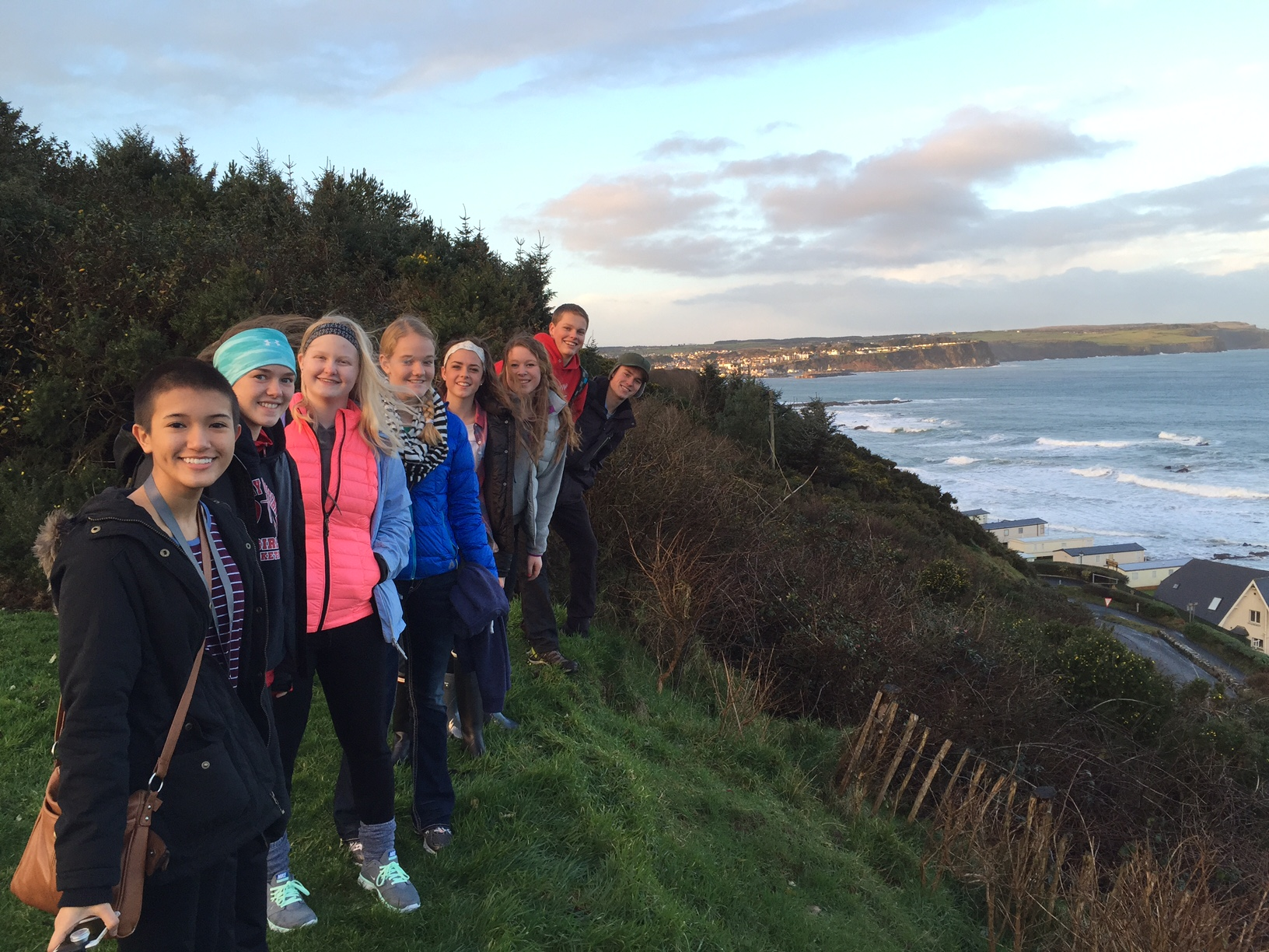 Youth Group Tours to Ireland