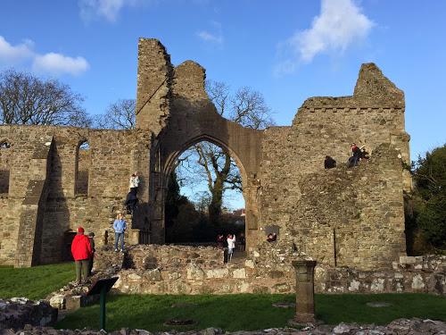 Ireland Church Ruin