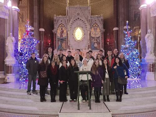 Youth Group Pilgrimage to Ireland