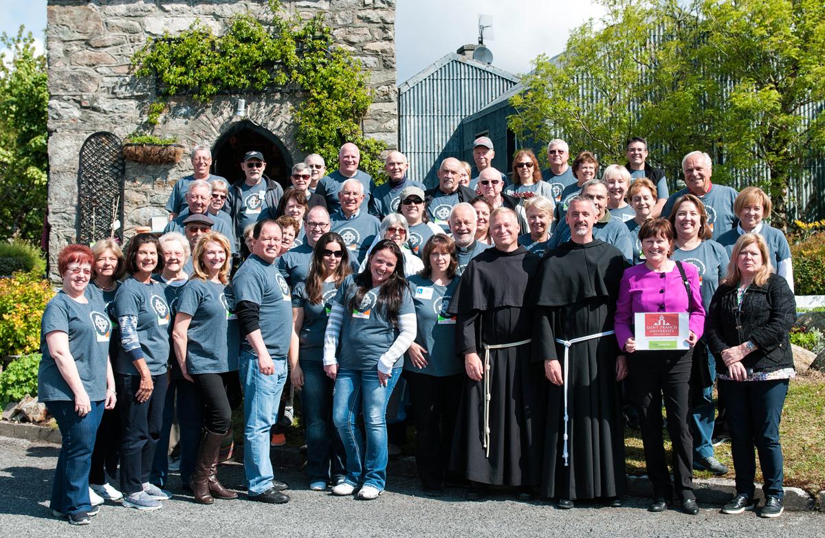 St FrancisUniversity Alumni Group, Ireland.