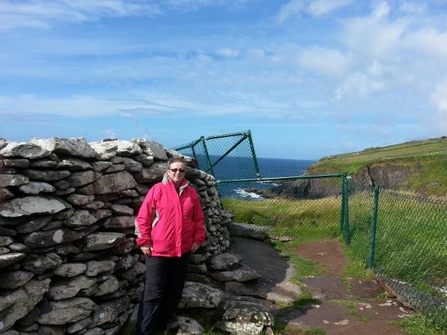 Dunbeg Fort near Slea Head, Co. Kerry