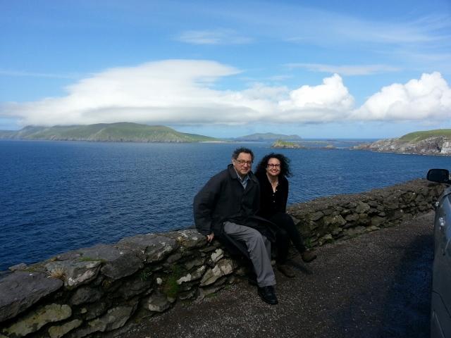 Slea Head, overlooking the Blasket Islands