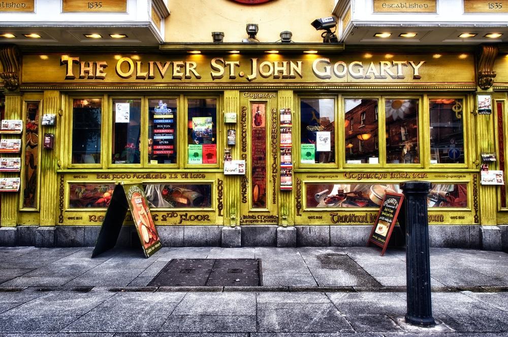 The Oliver St. John Gogarty.jpg