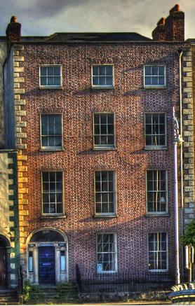 James Joyce's House of the Dead