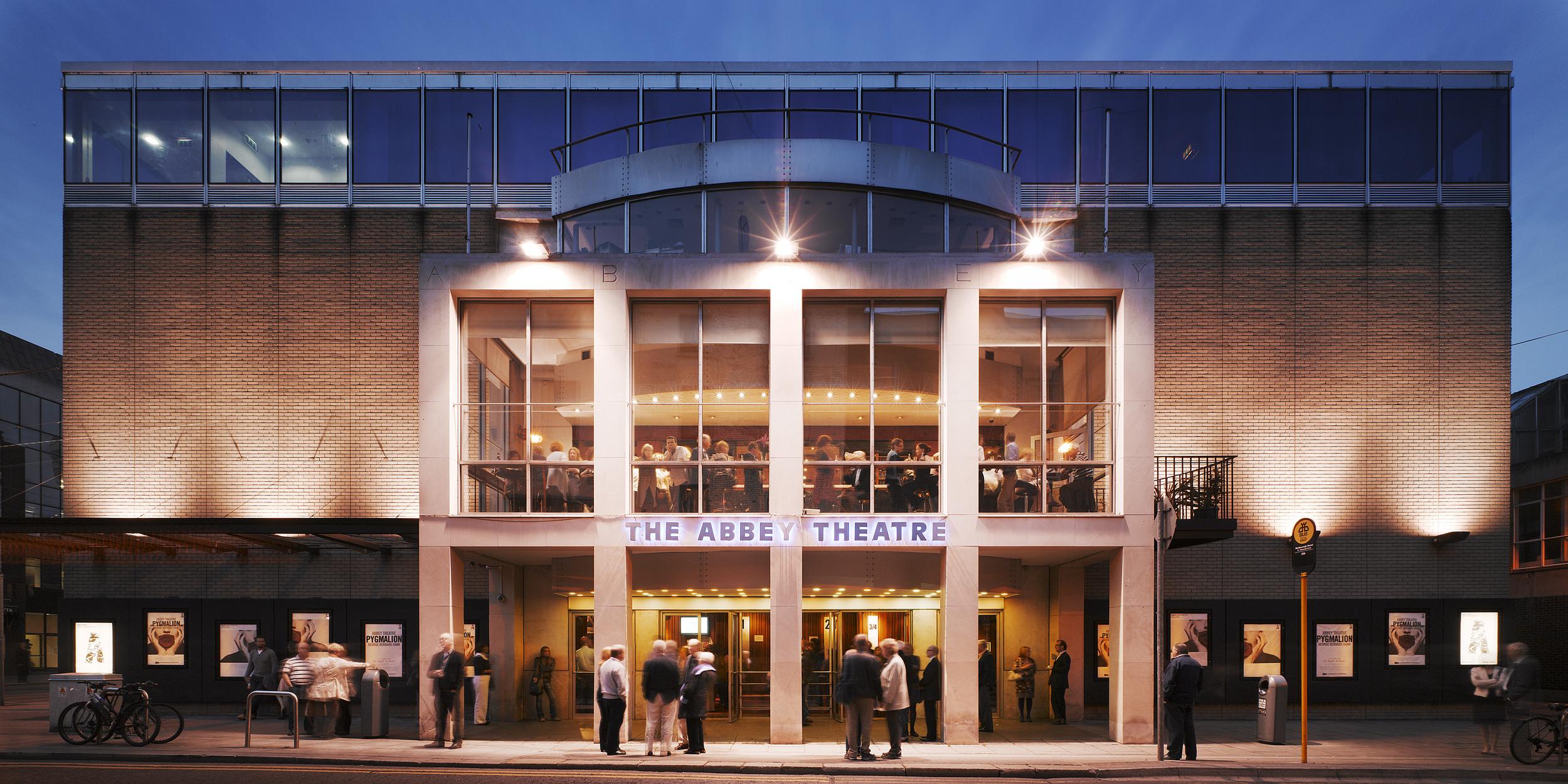 The Abbey Theatre Dublin