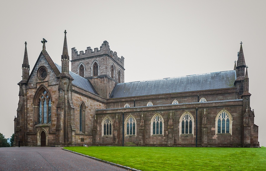 Churches Ireland Spituality