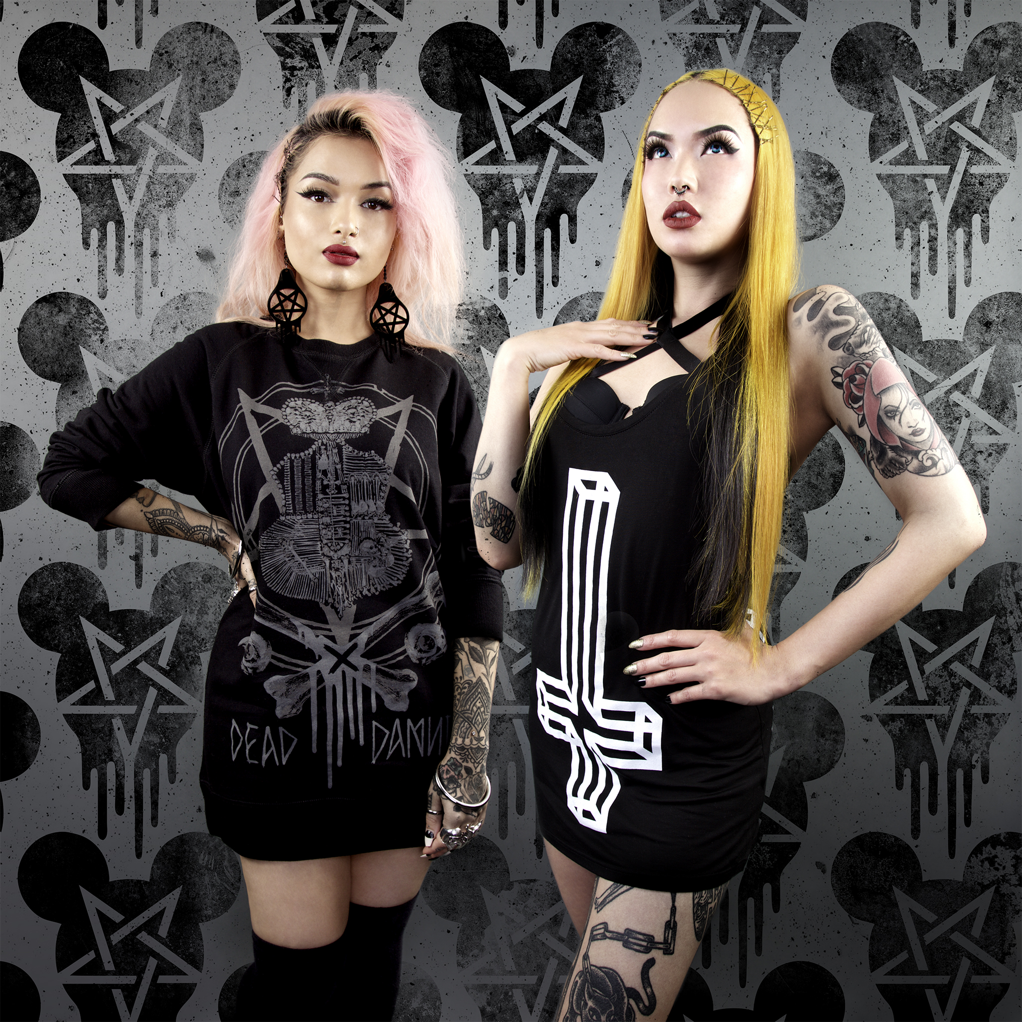 - Shop Amelia Arsenic's Apparel store featuring Australian made macabre designs.