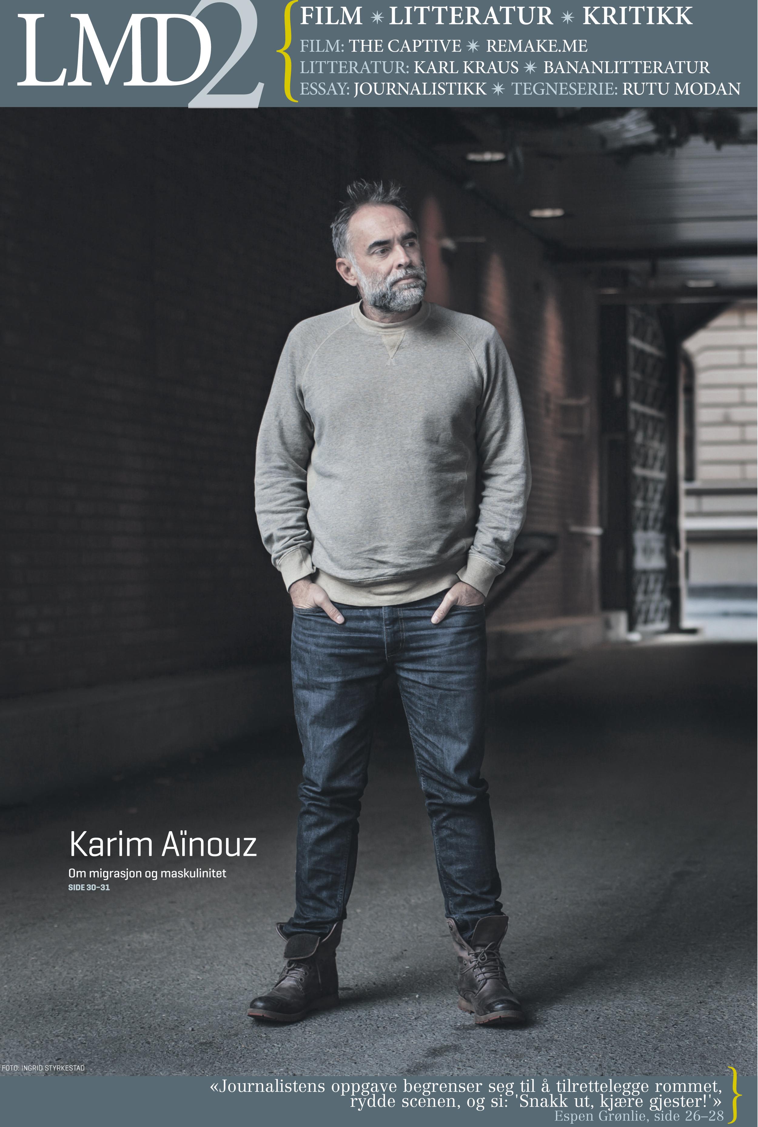 Intervju med regissør Karim Aïnouz i norske Le Monde Diplomatique