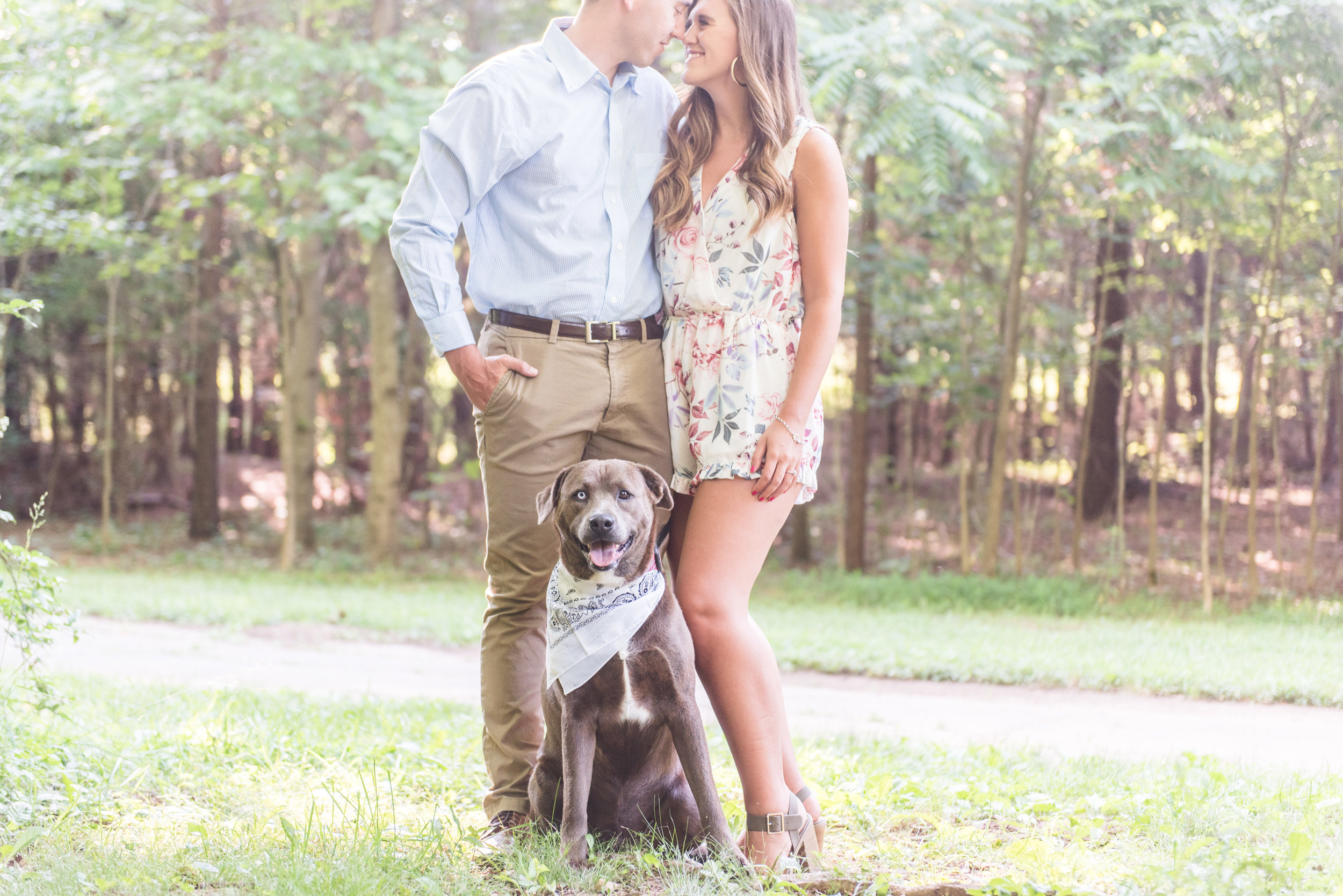 Madalyn Yates Photography Greensboro Engagement Photographer
