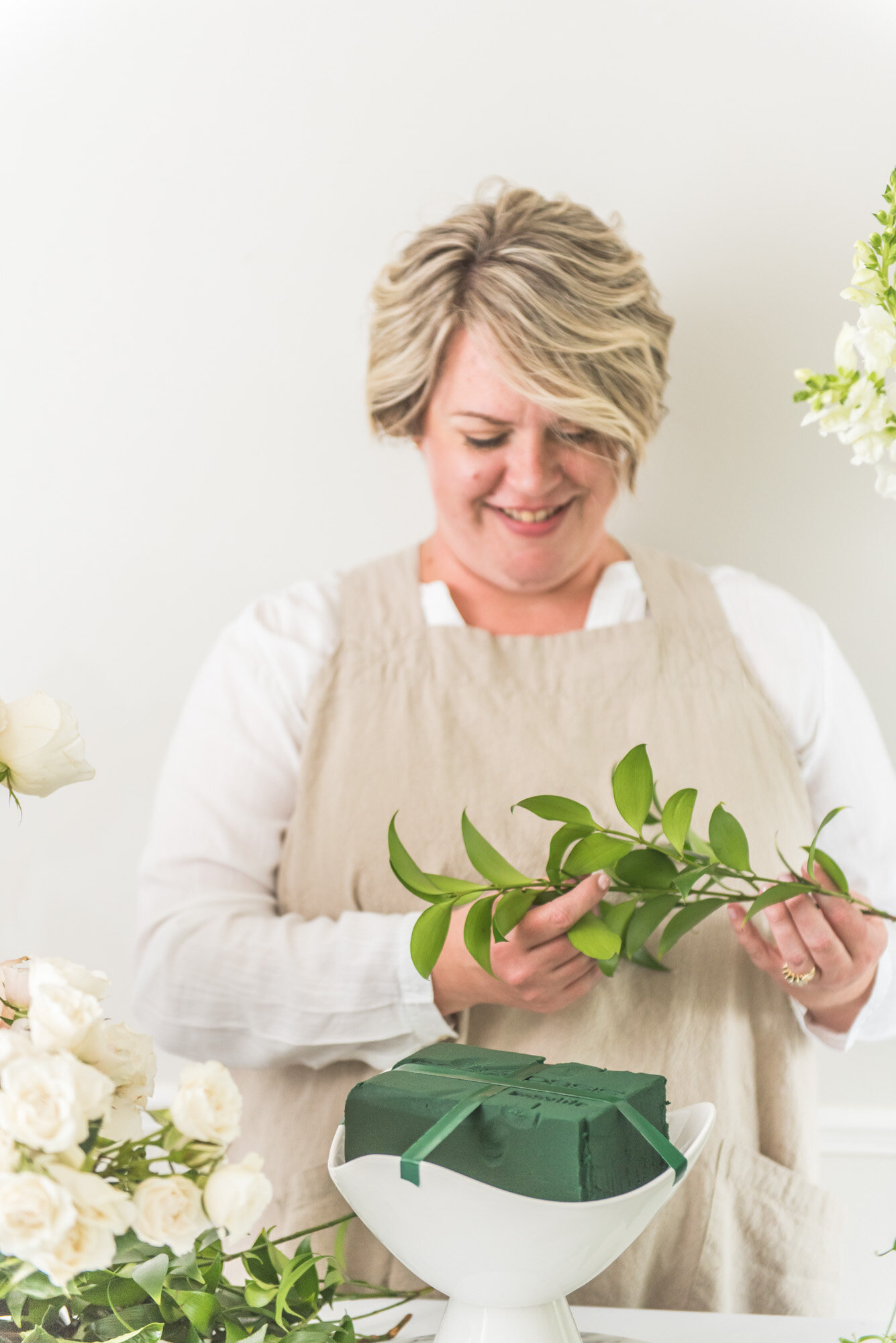 Floral Designer Branding Madalyn Yates Photography