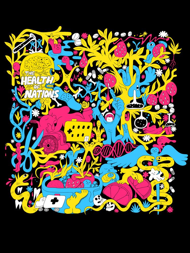 Jacobin cover illustration
