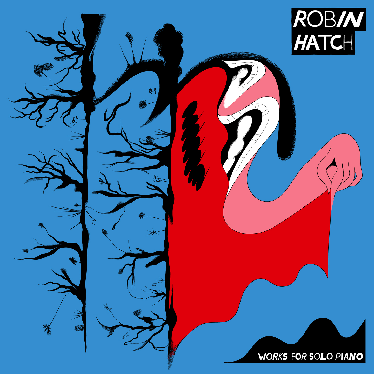 Album artwork for Robin Hatch