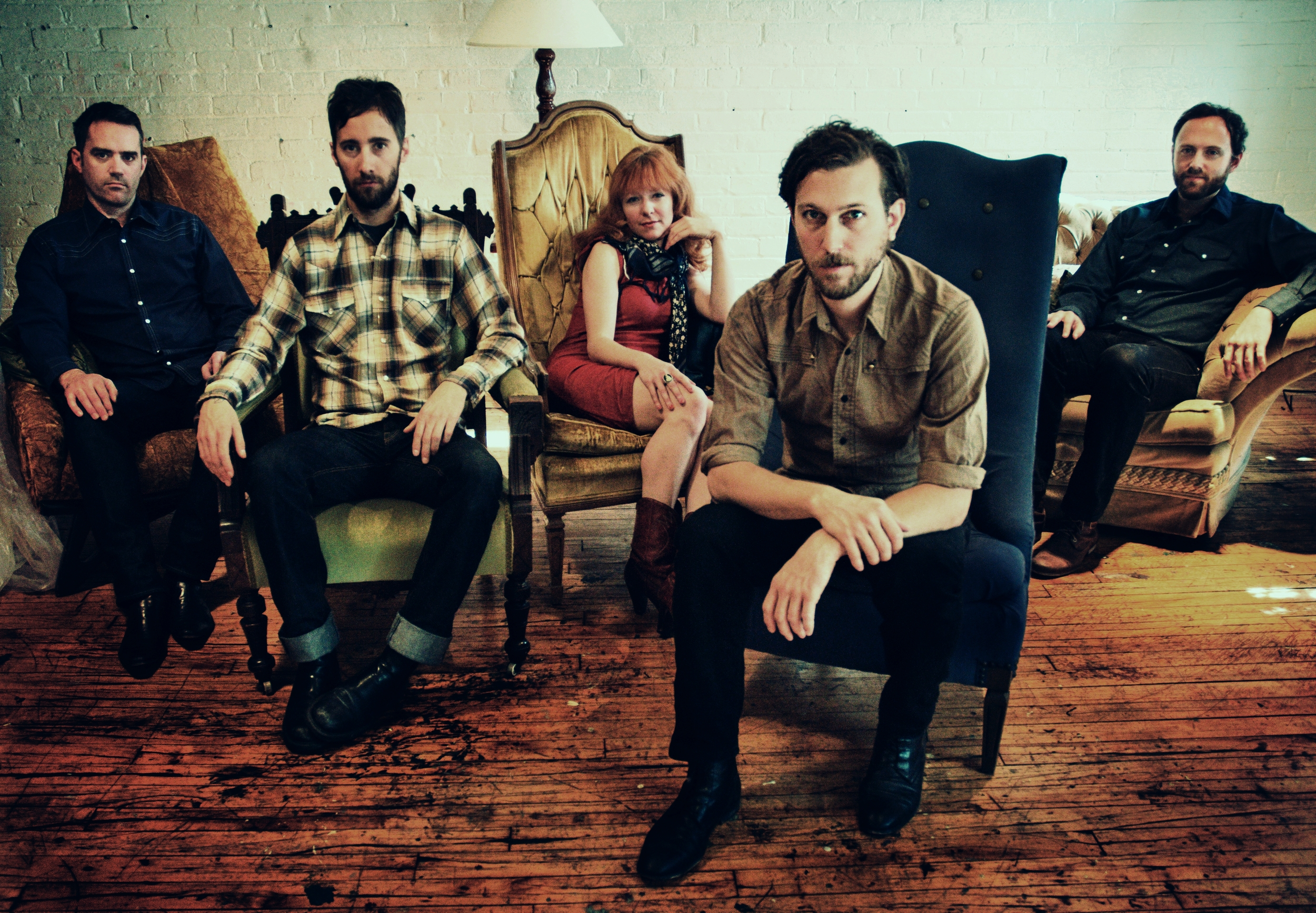 "Great Lake Swimmers reimagine The Rolling Stones ""Before They Make Me Run"" on  Paint It Black"