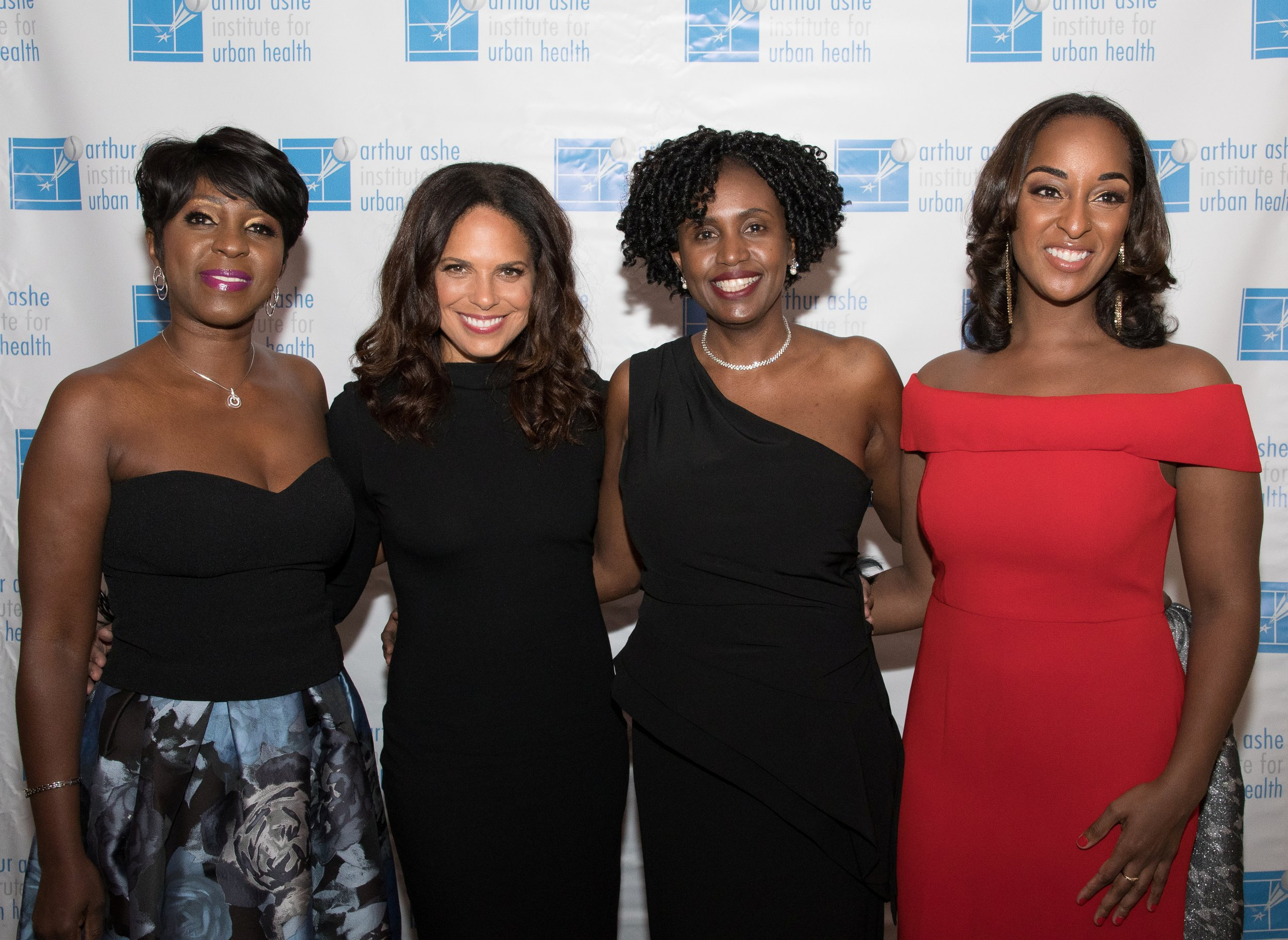 Cheryl Wills, Soledad O'Brien, Dr. Marilyn A. Fraser and Natasha Alford.jpg