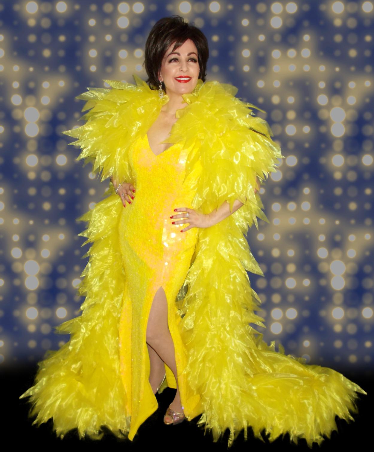 Surely Bassey canary yellow full length.jpg