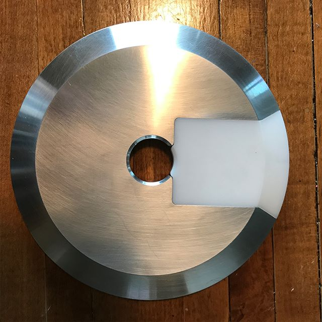 An overview of some machining from last week. 316 SS and white Delrin.  Pic 5 is me doin my best @coreprintpatterns impression. Pic 6 is me showing off @harveytool for their awesome line of tooling and service.  Pic 7 is a vid of me placing the chamfers on the Delrin inserts to match the stainless caps. Always enjoy being able to get out in the shop for a number of days in row.  #bugrobotics #lovemyjob #instamachinist #hermle #cnc