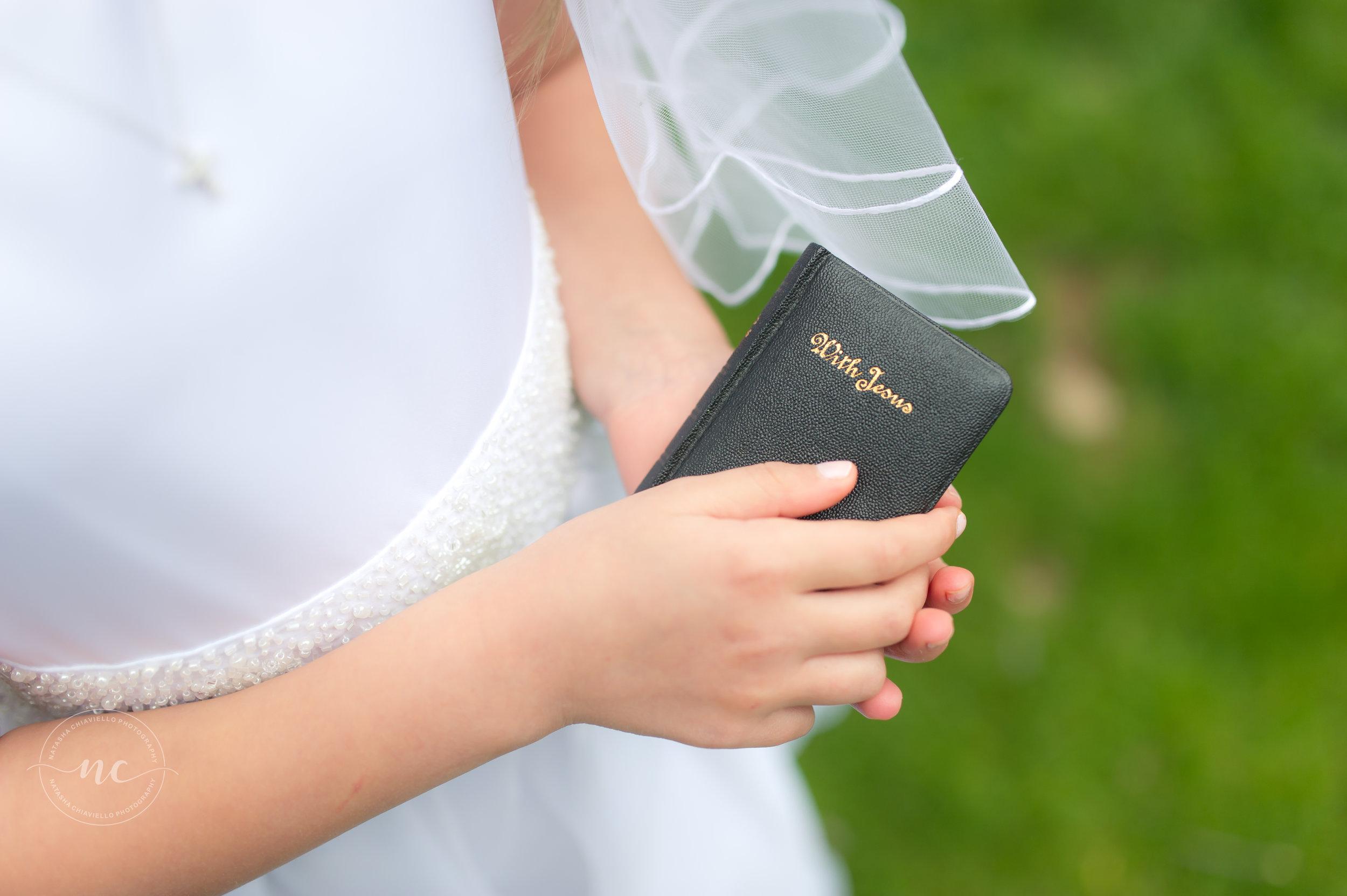 First Communion Details