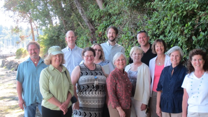 Select members of the Executive Committee and Working Group