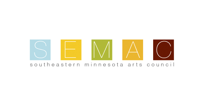 Education and outreach activities associated with multiple events on the Sheldon season are made possible by the voters of Minnesota through a grant from the Southeastern Minnesota Arts Council thanks to a legislative appropriation from the arts & cultural heritage fund.