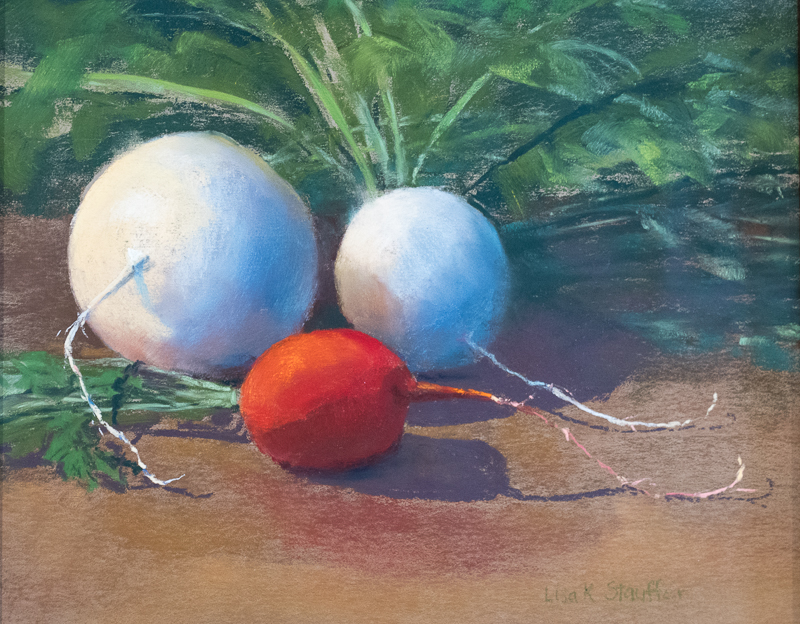 Quick Paint 3rd Place - Lisa Stauffer - Freshly Picked
