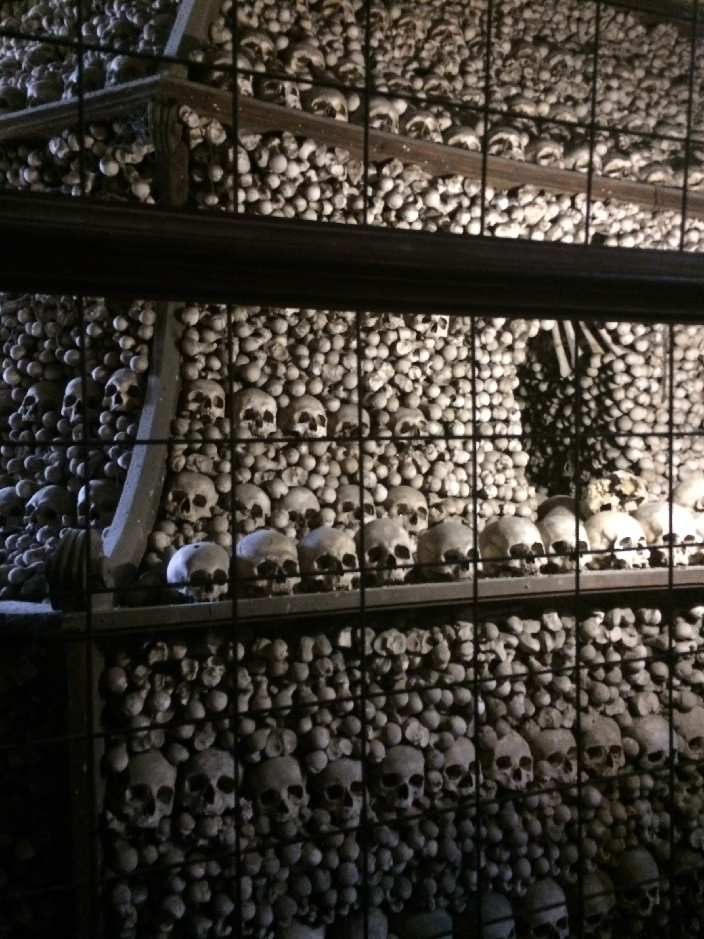 The Sedlec Ossuary, which inspired one of Jan Svankmajer's short films.
