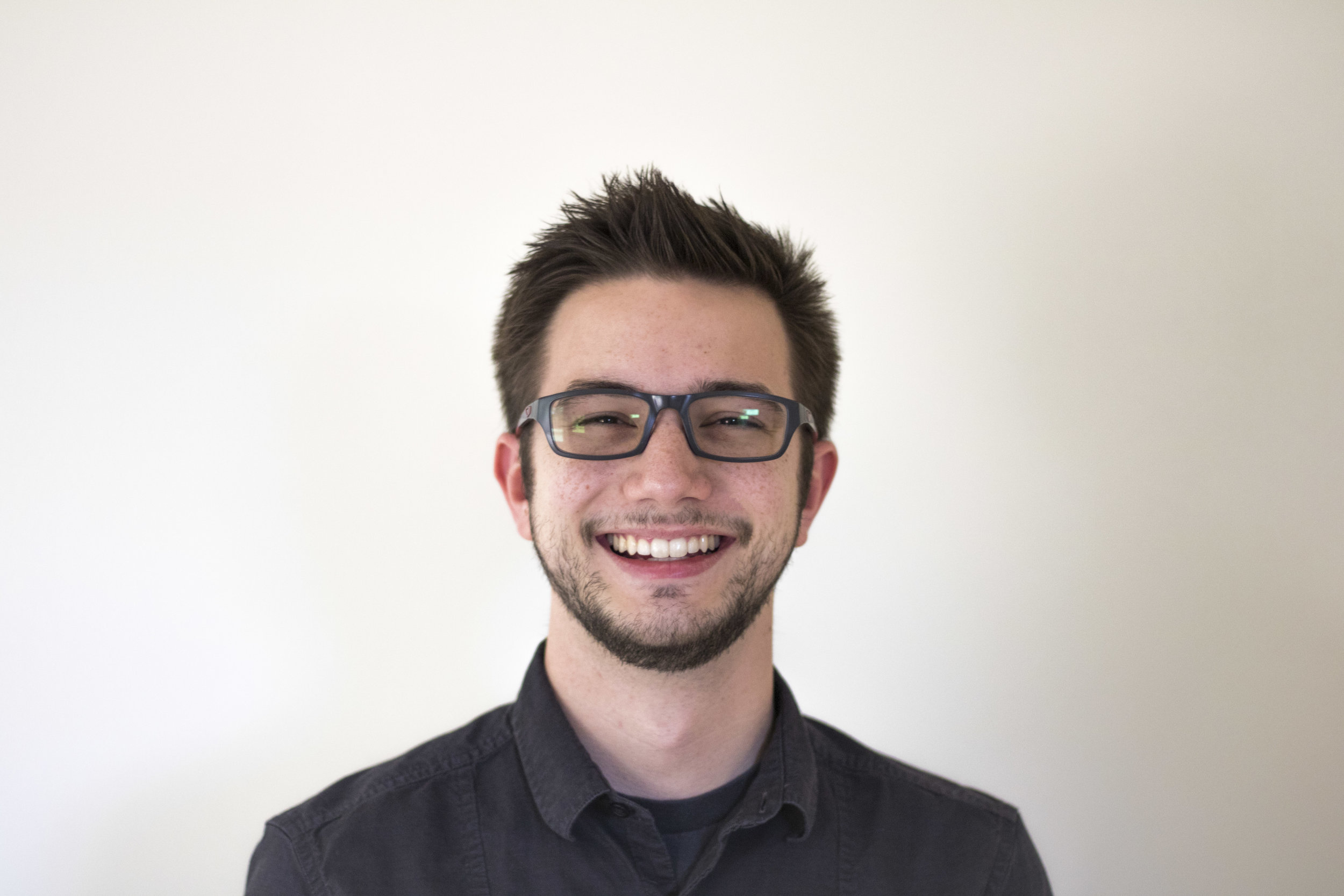 Caleb Heine, Guest Blogger