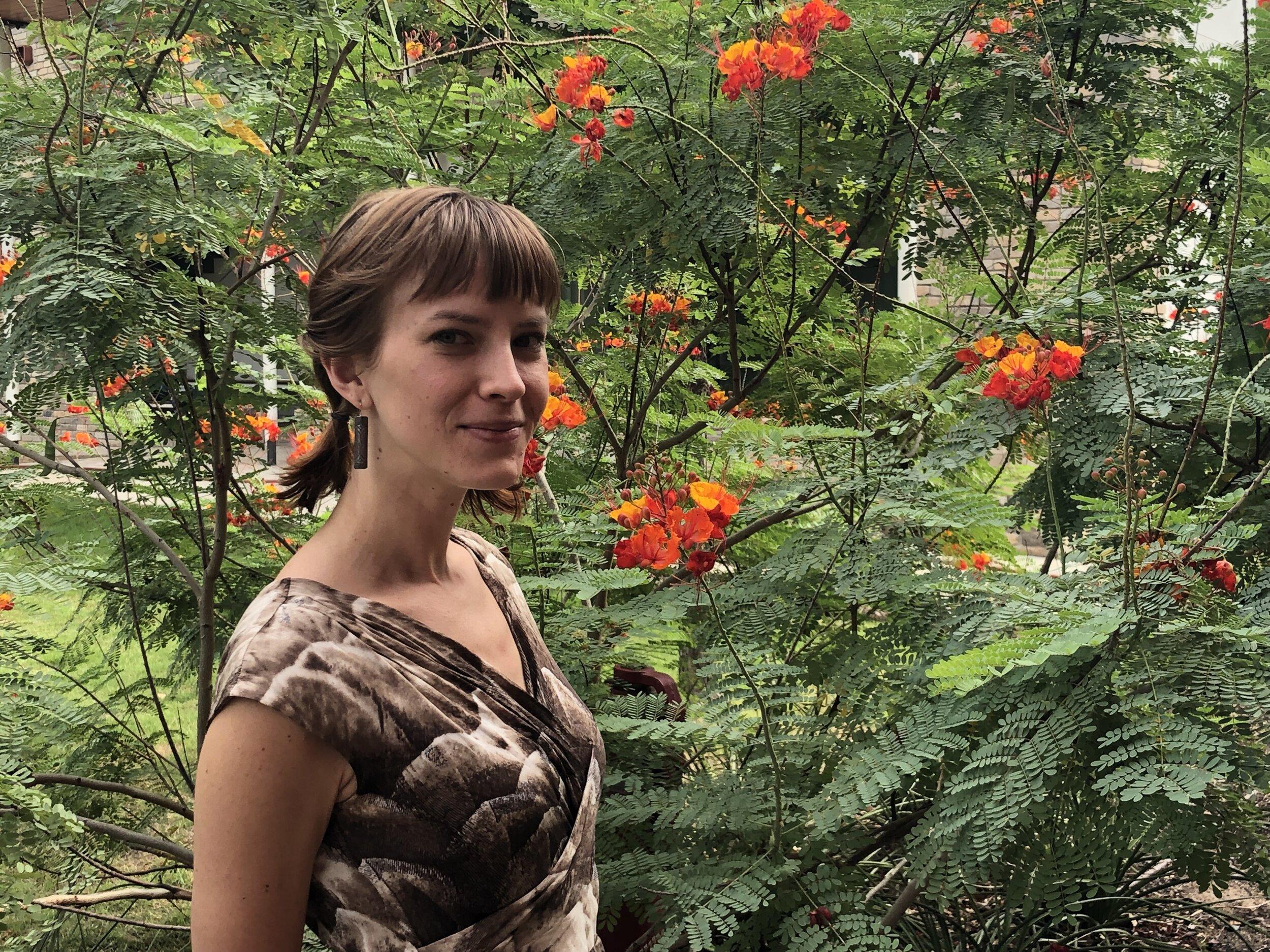 Sofia, Cider Spoon's Fall 2019 Intern