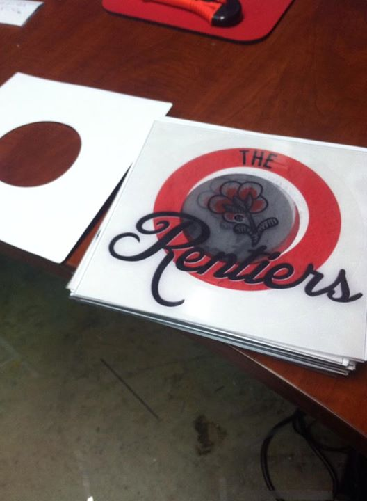 """7"""" picture disc"""
