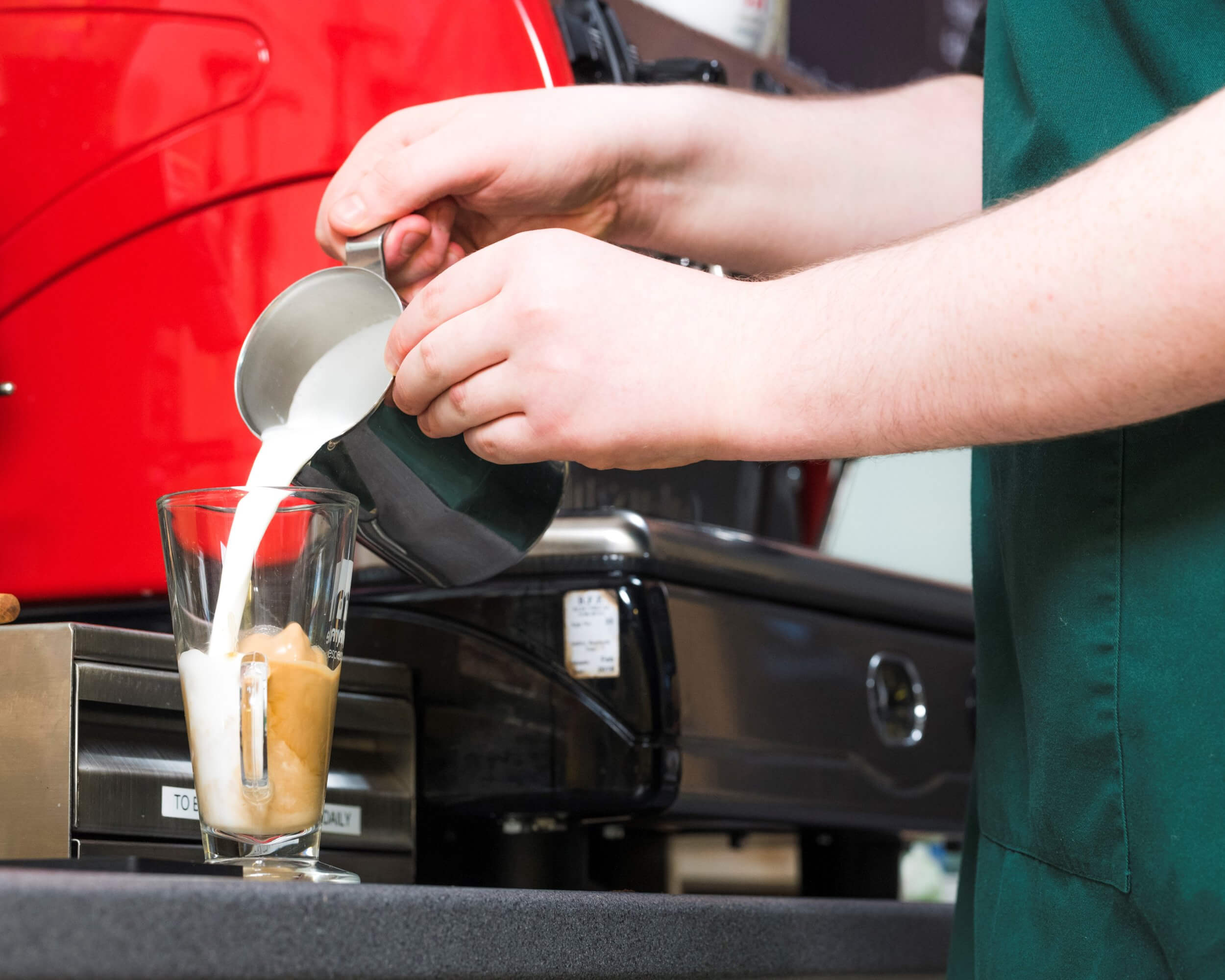 Food & Hospitality Training - Ensure your team has the training and qualifications to succeed.REHIS Elementary Food Hygiene CertificateBarista Training | Front of House | Customer ServiceContact us today to discuss your hospitality training needs.