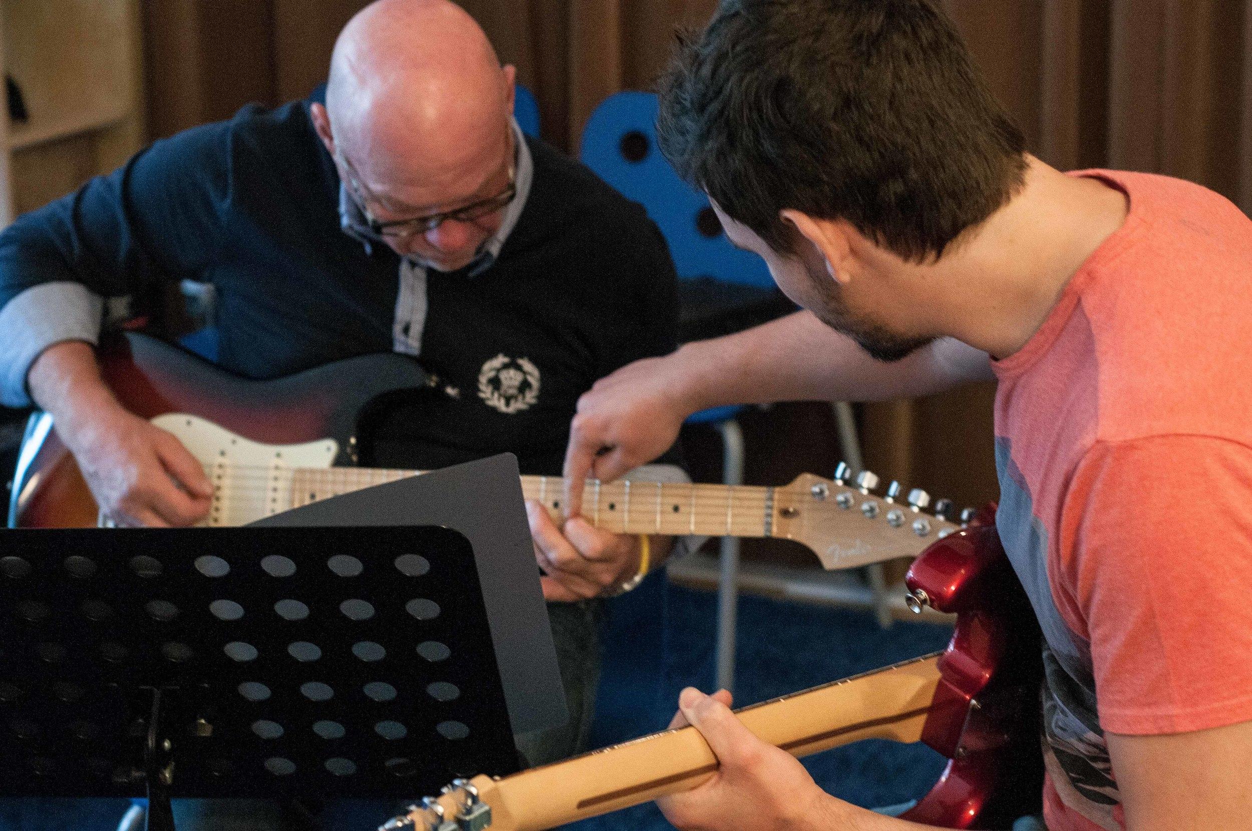 gitaarschool Kortrijk