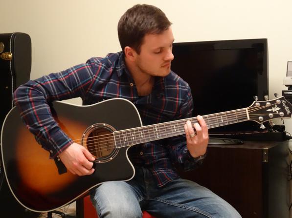 gitaarleerling kortrijk