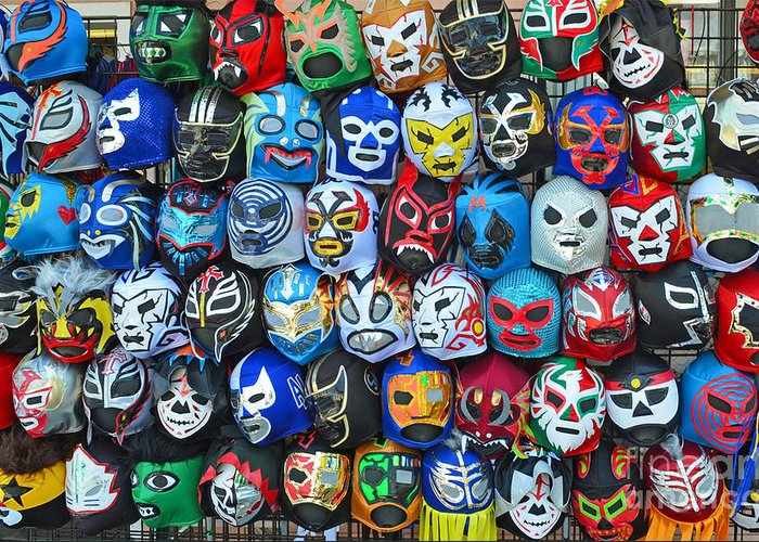 Shopping Lucha Libre Masks on La Primera fun thing to do?