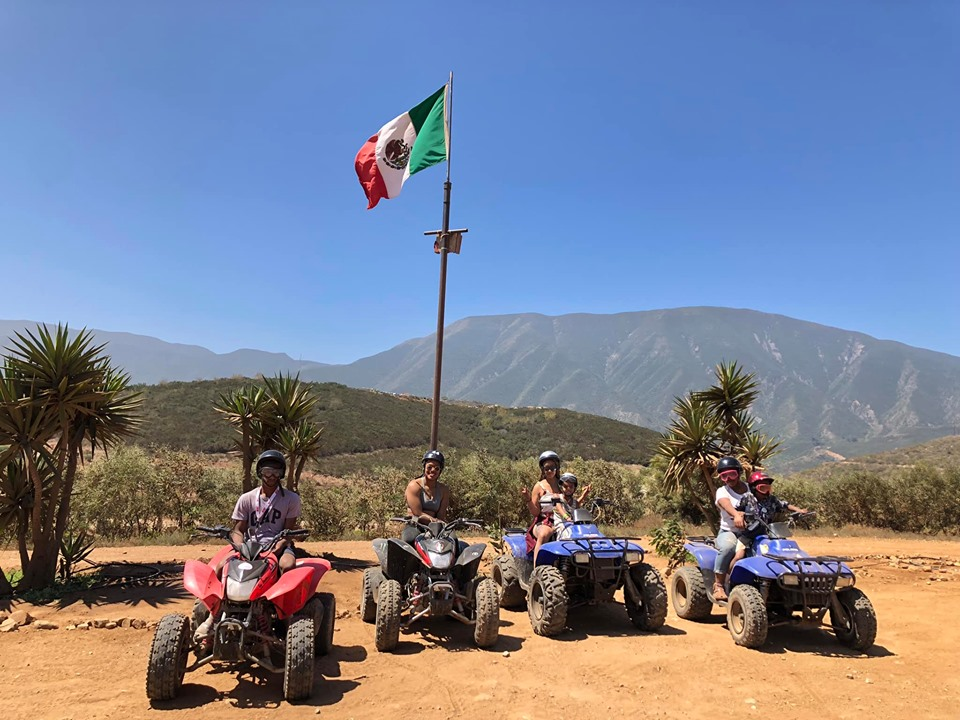 Best Time Thanks to Arturo! - Had the Best time in Ensenada thanks to Arturo Godinez I highly recommend him! We did ATV's, Pei Pei and La Bufadora. We had an awesome driver!!Jeanette Lynn Family, Facebook Carnival Group July 16