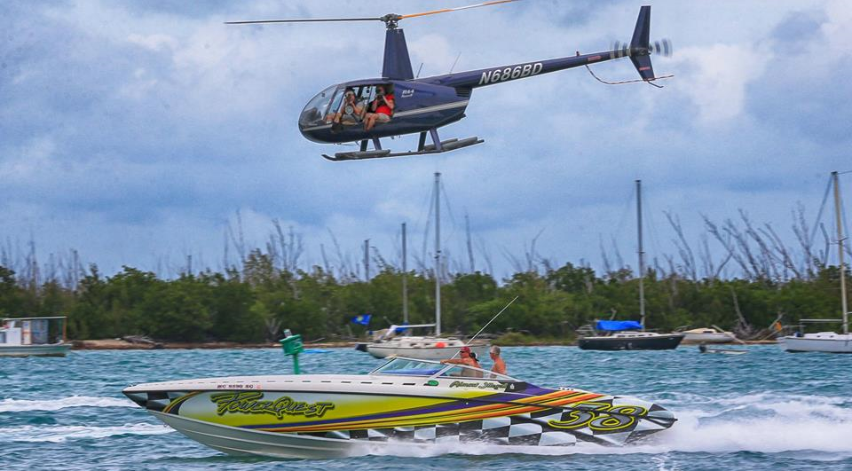 'Almost Illegal' at the Miami to Key West Poker Run