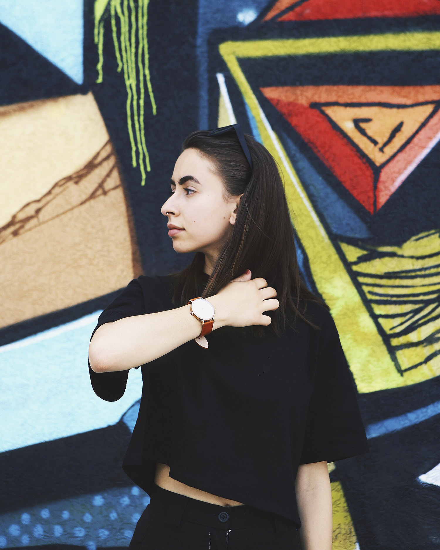 Adeline Rosegold Lisbon Le Coeur Watch2.jpg