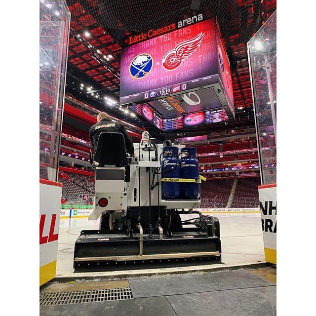 04.06.19 Det v Buf Last game of the season. As always staring Al ⭐️ • • • • •  #lgrw #drw #detroit #redwings #nhl #lca #littlecaesarsarena #hockey #detroitredwings #icehockey #getty #gettyimages #gettysport #sports #districtdetroit