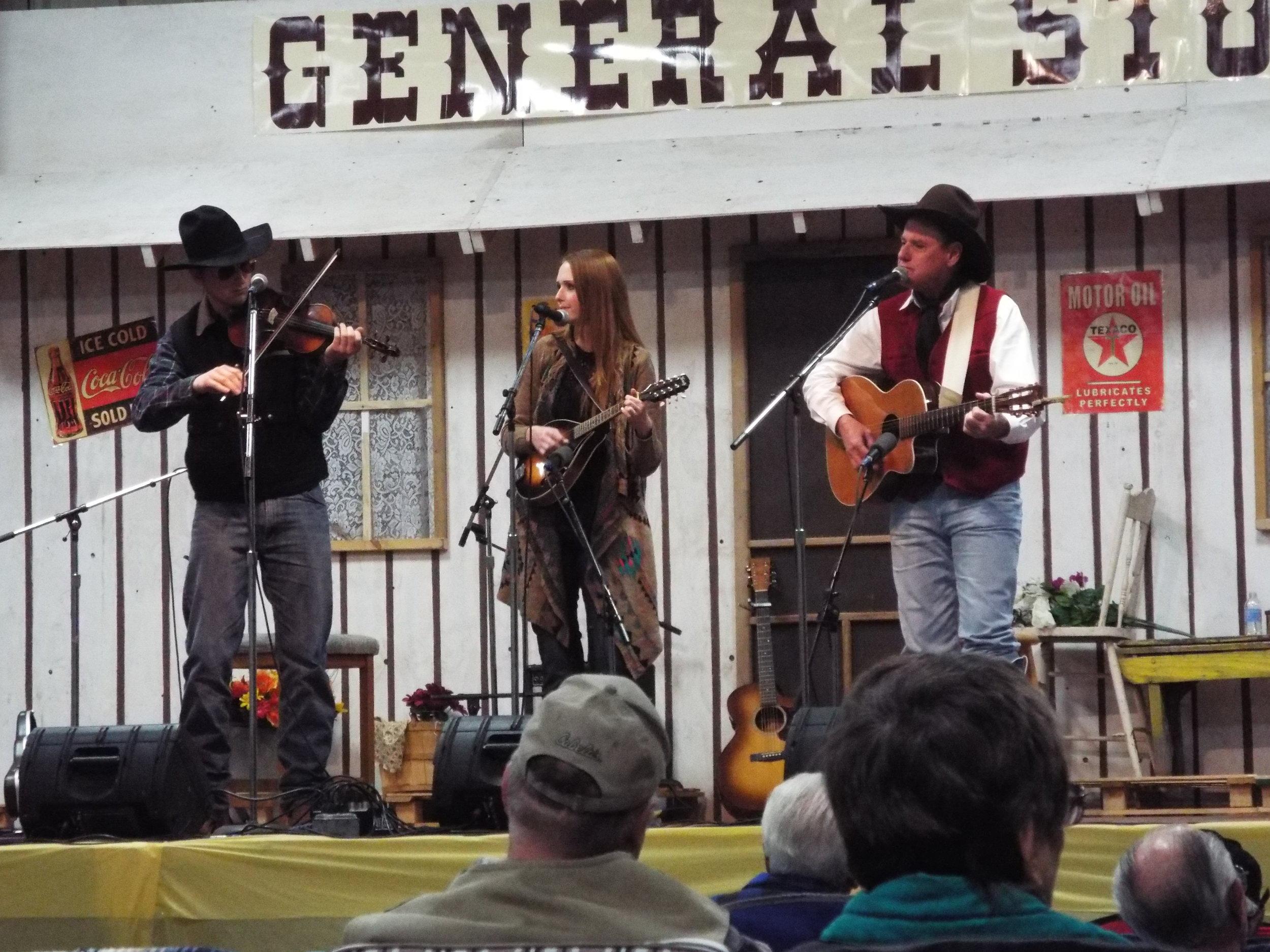 ChampionFirst Place Showcase - Blue Grass Festival - North Platte NE