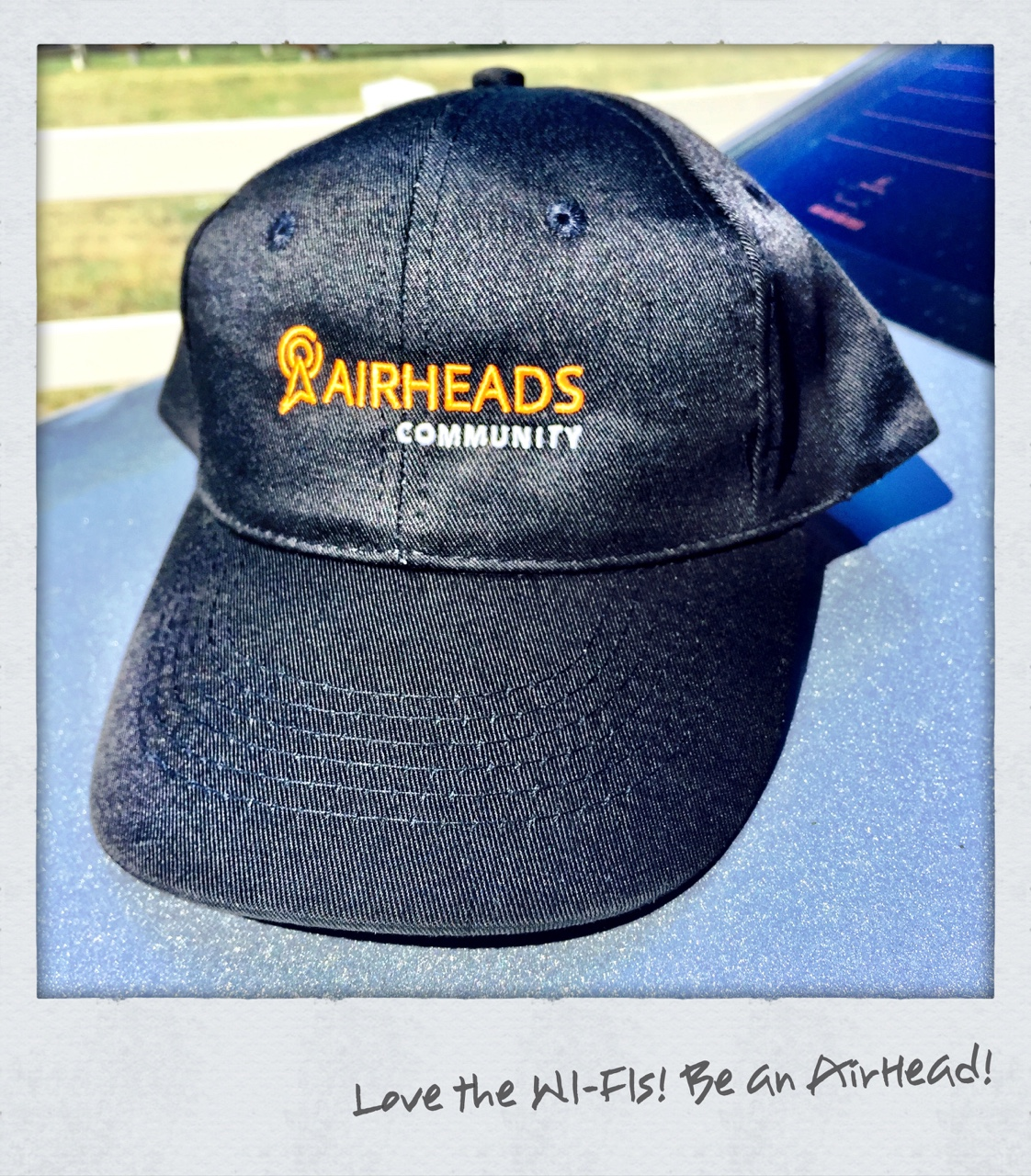 Send me your best #BadFi pics and the winner gets this lovely fashion accessory. I'll even pay for shipping!   SUBMIT  you photo now!       Become part of the Airheads Community↗︎          ♒︎ ENDS FRIDAY, AUGUST 7TH♒︎