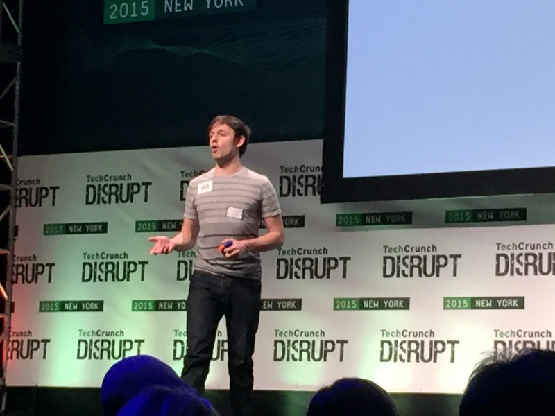 Techcrunch Studor Noah Hyams Disrupt