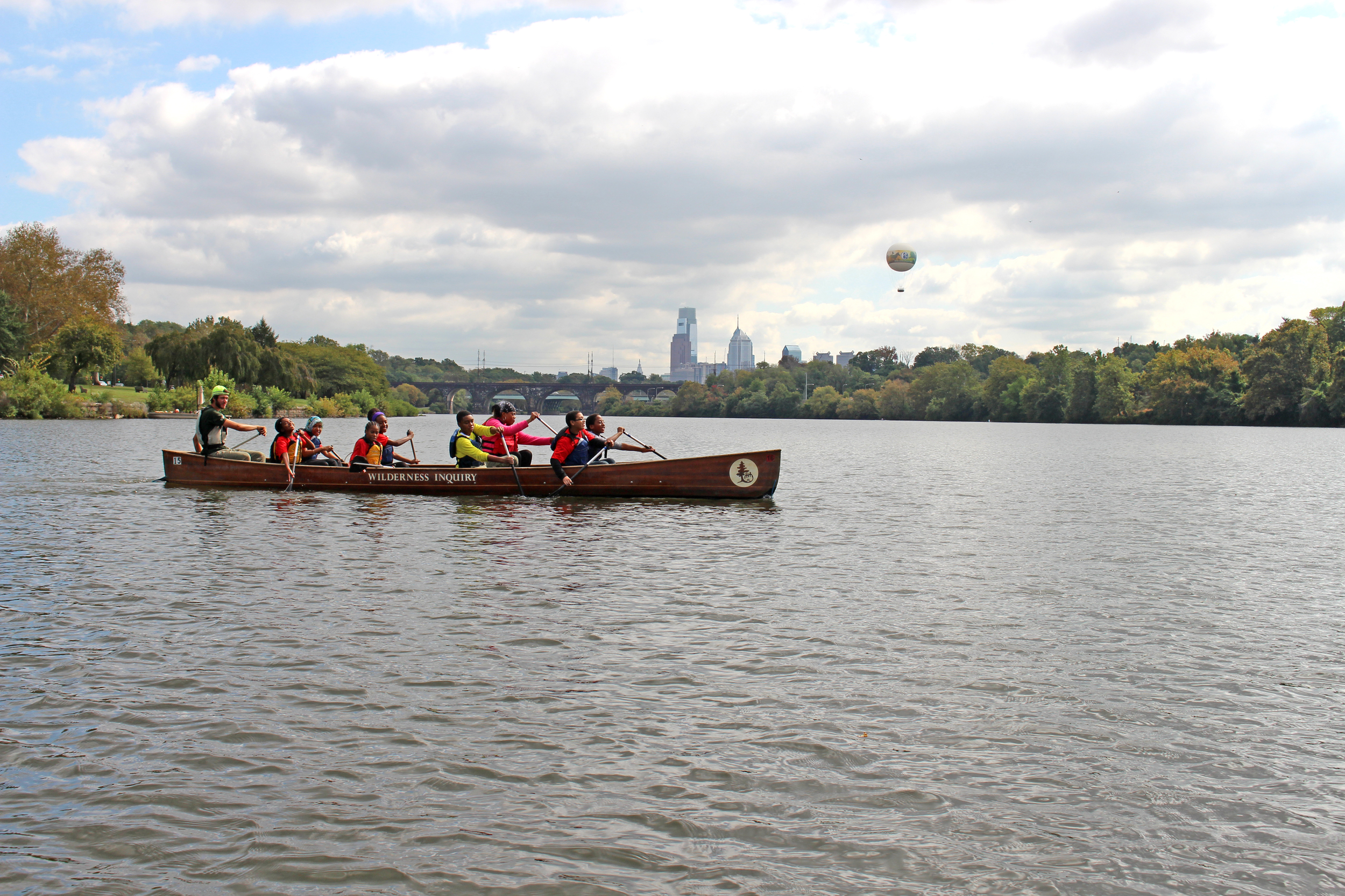 Canoemobile 2015_Philly Schulkill River 6.JPG