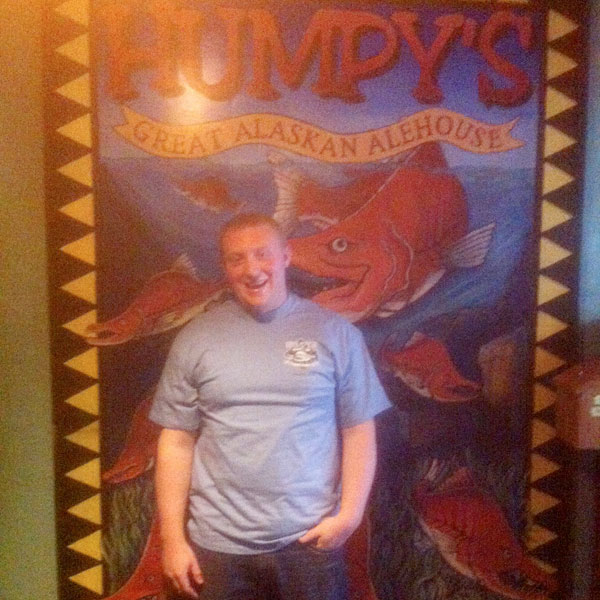 TIME: 58:56    SHAWN   Congrats Shawn! Shawn from Virgina Beach, VA is the latest visitor of Humpy's to beat the Kodiak Arrest Challenge coming in at 58 minutes and 56 seconds! Way to go Shawn!